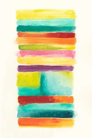 Layer Cake II Digital Print by Vess, June Erica,Abstract