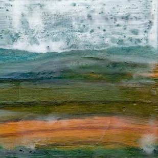 Misty Mountain II Digital Print by Ludwig, Alicia,Abstract
