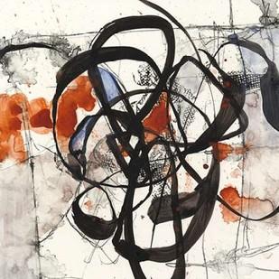 Circumnavigate II Digital Print by Goldberger, Jennifer,Abstract