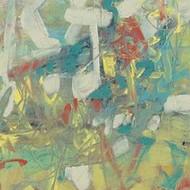 Graffiti Abstract II Print By Goldberger, Jennifer