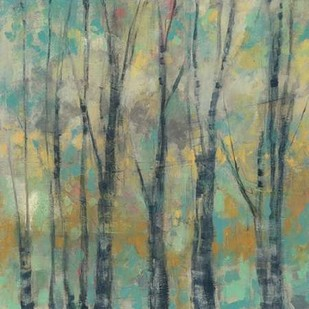Pastel Arbor I Digital Print by Goldberger, Jennifer,Impressionism