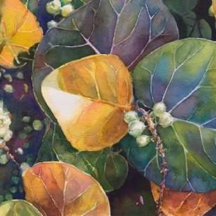 Sea Grapes I Digital Print by Fagan, Edie,Impressionism