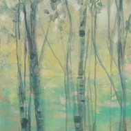 The Light in the Trees I Digital Print by Goldberger, Jennifer,Impressionism