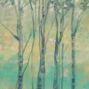 The Light in the Trees II Digital Print by Goldberger, Jennifer,Impressionism