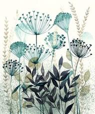 Allayed Floral II Digital Print by Popp, Grace,Decorative