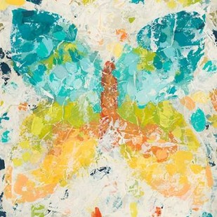 Prism Butterfly I Digital Print by Vess, June Erica,Impressionism