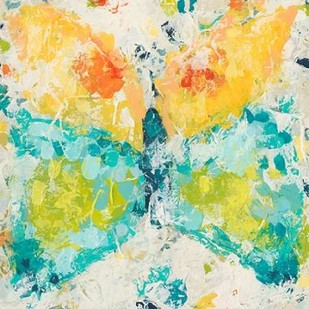 Prism Butterfly II Digital Print by Vess, June Erica,Impressionism