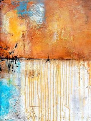November Rain I Digital Print by Ashley, Erin,Abstract