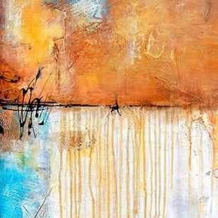 November Rain I Digital Print by Ashley, Erin,Abstract