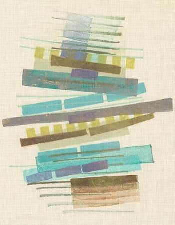 Balancing III Digital Print by Galapon, Nikki,Abstract