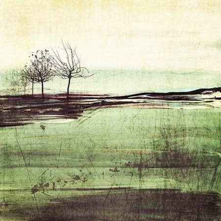 Forest Glimpse III Digital Print by Orlov, Irena,Impressionism