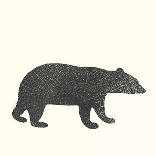 Timber Animals V Digital Print by Hambly, Anna,Decorative
