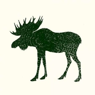 Timber Animals VI Digital Print by Hambly, Anna,Decorative