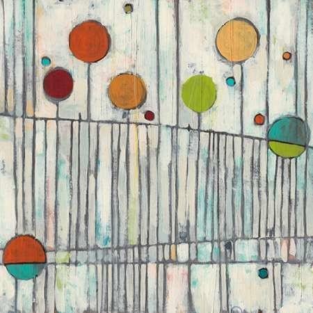 Arpeggio III Digital Print by Vess, June Erica,Abstract