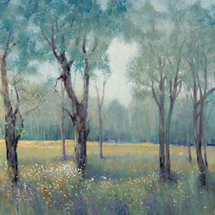 Morning Mist Digital Print by OToole, Tim,Impressionism