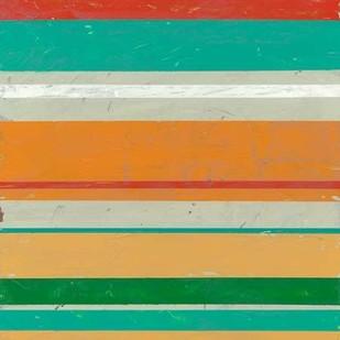 Serape I Digital Print by Vess, June Erica,Abstract