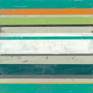 Serape III Digital Print by Vess, June Erica,Abstract