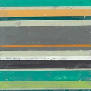 Serape IV Digital Print by Vess, June Erica,Abstract