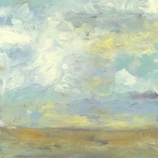 Cloud Stack I Digital Print by Goldberger, Jennifer,Impressionism