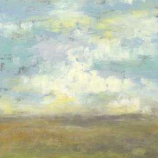 Cloud Stack II Digital Print by Goldberger, Jennifer,Impressionism