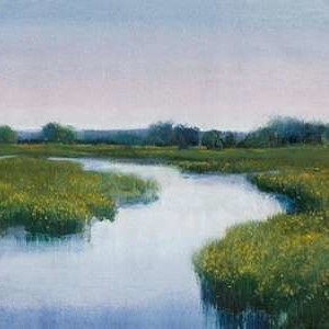 Marshlands I Digital Print by OToole, Tim,Impressionism