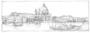Sketches of Venice V Digital Print by Harper, Ethan,Illustration