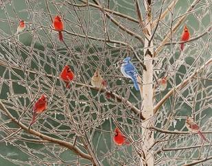 Ornaments Digital Print by Szatkowski, Fred,Decorative