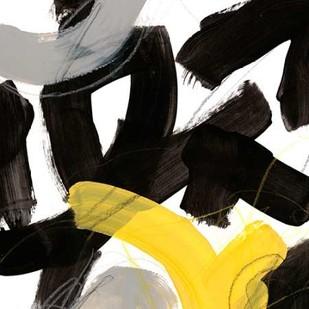 Chromatic Impulse V Digital Print by Vess, June Erica,Abstract