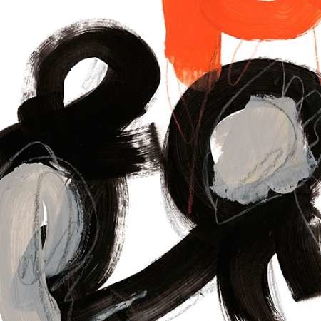 Chromatic Impulse VII Digital Print by Vess, June Erica,Abstract