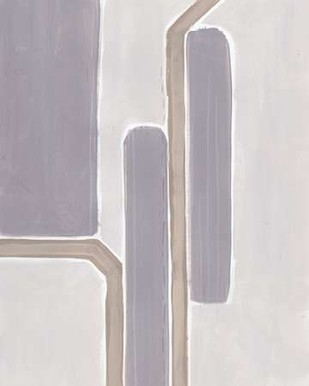 Neutral Impact IV Digital Print by Vess, June Erica,Abstract