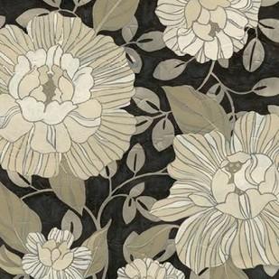 Garden Noir II Digital Print by Vess, June Erica,Decorative