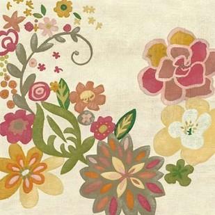 Ginger and Citrus II Digital Print by Zarris, Chariklia,Decorative