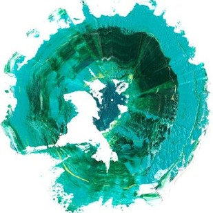 Geode Abstract I Digital Print by Harper, Ethan,Abstract