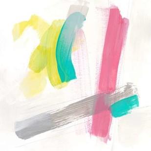Salon Moderne IV Digital Print by Vess, June Erica,Abstract