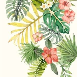 Soft Tropics I Digital Print by McCavitt, Naomi,Decorative