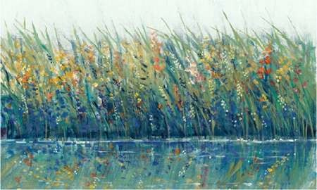 Wildflower Reflection I Digital Print by Otoole, Tim,Impressionism