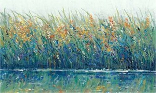 Wildflower Reflection II Digital Print by Otoole, Tim,Impressionism