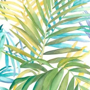 Tropical Pattern I Digital Print by Meagher, Megan,Decorative