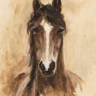 Western Ranch Animals I Digital Print by Harper, Ethan,Impressionism