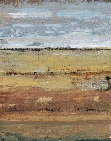 Field Layers I Digital Print by Otoole, Tim,Impressionism