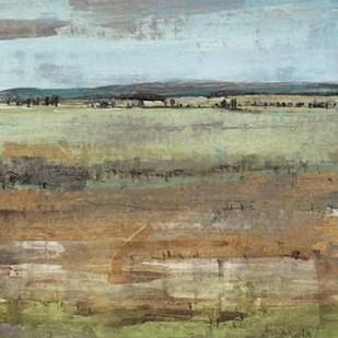 Field Layers IV Digital Print by Otoole, Tim,Impressionism