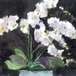 Something Floral VII Digital Print by Dixon, Samuel,Impressionism