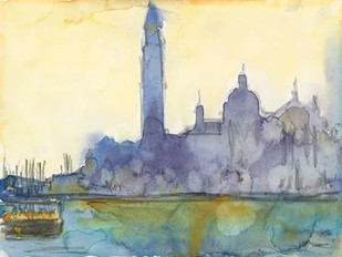 Venice Watercolors VI Digital Print by Dixon, Samuel,Impressionism