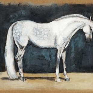 Equestrian Studies V Digital Print by McCavitt, Naomi,Expressionism