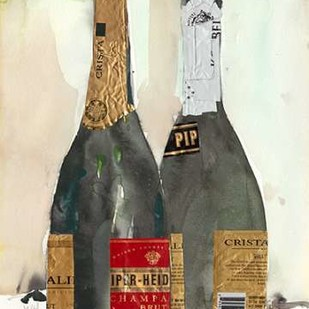 After the Bubbly I Digital Print by Dixon, Samuel,Decorative