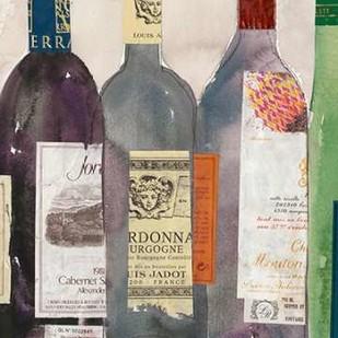 Dinner Party III Digital Print by Dixon, Samuel,Impressionism