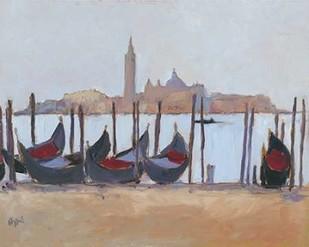 Venice Study IV Digital Print by Dixon, Samuel,Impressionism