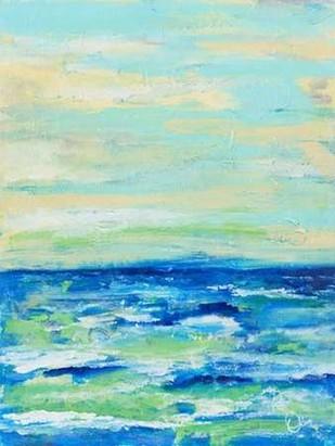 Emily's Waters I Digital Print by Brewington, Olivia,Impressionism