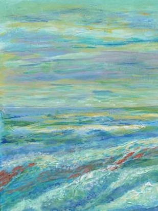 Red Fish I Digital Print by Brewington, Olivia,Impressionism