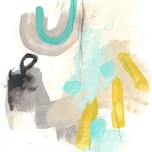 Intonation I Digital Print by Vess, June Erica,Abstract